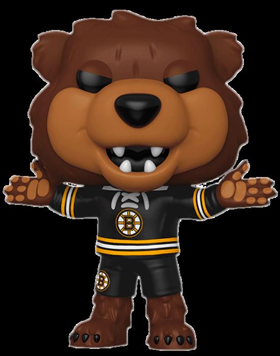 Nhl Hockey Blades The Bruin Boston Bruins Mascot Funko Pop Vinyl Figure Popcultcha