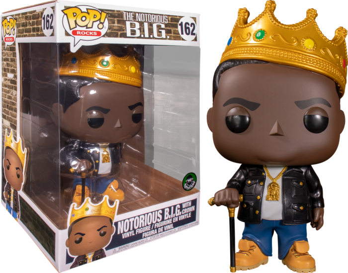 Notorious B I G Notorious B I G With Crown 10 Funko Pop Vinyl Figure Popcultcha Search, discover and share your favorite biggie smalls gifs. notorious b i g notorious b i g with crown 10 pop vinyl figure popcultcha exclusive rs