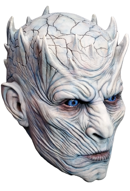 Game Of Thrones Night King Mask By Trick Or Treat Studio Popcultcha