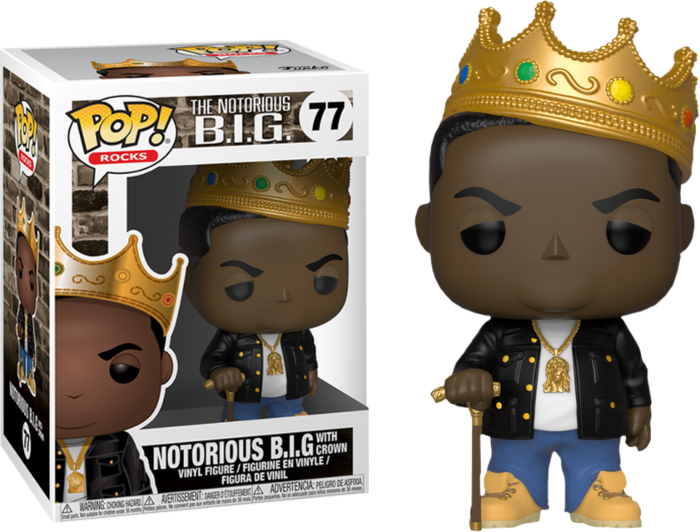 Cartoon Biggie Crown / And big l was just trying to show how i worked on a biggie documentary years ago and have seen almost every photo and video clip of big.