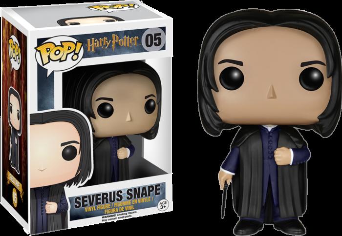 Vinyl Figur Funko Pop! Harry Potter Severus Snape 05