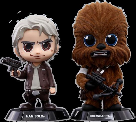 Vinyl Bobble Head The Force Awakens Chewbacca Pop Episode VII Star Wars