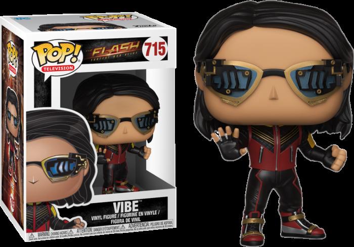 The Flash (2014) - Vibe Pop! Vinyl Figure by Funko