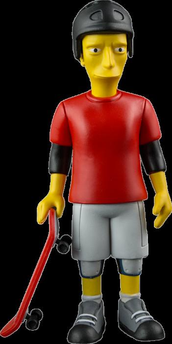 "NECA I Simpson 25th ANNIVERSARIO SERIE 2 Tony Hawk Action Figure 5/"""