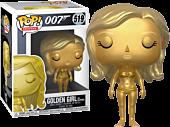 James Bond - Golden Girl (Goldfinger) Pop! Vinyl Figure