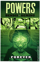 Powers - Premium HC Volume 07 Forever (Hard Cover Book)