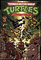 Teenage Mutant Ninja Turtles - TMNT Adventures Volume 03 TPB (Trade Paperback)