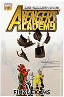 The Avengers - Avengers Academy Final Exams HC (Hard Cover Book)