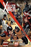 All-New X-Men - Volume 02 Here to Stay Premiere HC (Hardcover Book)