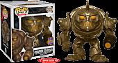 "The Elder Scrolls Online: Morrowind - Dwarven Colossus 6"" Super-Sized Pop! Vinyl Figure 2017 Summer Convention Exclusive"