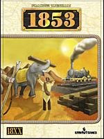 1853 India Board Game