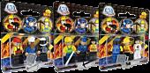 Action Town - 3 Piece Figure Set