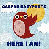 Caspar Babypants - Here I Am! CD | Popcultcha