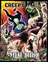 Creepy Presents - Steve Ditko HC (Hardcover Book)