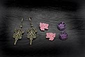 """Breaking Dawn - Earrings 3 Pack """"Cullens"""""""