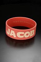 Breaking Dawn - Bracelet Team Jacob Solid
