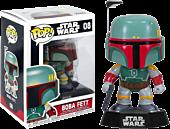 Star Wars - Boba Fett POP! Vinyl Bobble Figure