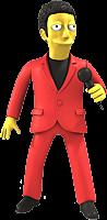"Simpsons 25th Anniversary - Tom Jones 5"" Action Figure (Series 4)"