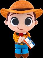 "Toy Story - Woody Pixar Plushies 4"" Plush"