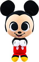 "Disney - Mickey Mouse 4"" Plush"