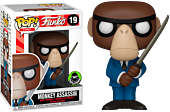 Spastik Plastik - Monkey Assassin Pop! Vinyl Figure (Popcultcha Exclusive).