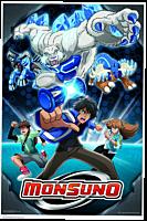 Monsuno - Poster
