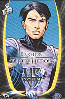 DC - Legion of Superheroes Booster