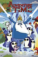 Adventure Time - Ice King Poster (691)