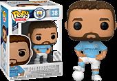 EPL Football (Soccer) - Bernado Silva Manchester City Pop! Vinyl Figure