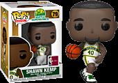 NBA Basketball - Shawn Kemp Seattle Supersonics Pop! Vinyl Figure