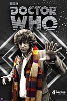 Doctor Who - 4th Doctor Tom Baker Poster (519)