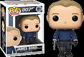 007 No Time To Die - James Bond Funko Pop! Vinyl Figure