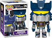 Transformers (1984) - Soundwave Pop! Vinyl Figure