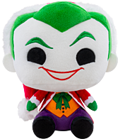 Batman - Santa Joker Holiday Pop! Plush