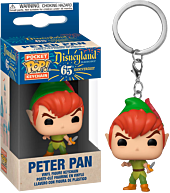 Peter Pan - Peter Pan Disneyland 65th Anniversary Pocket Pop! Vinyl Keychain