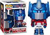 Transformers (1984) - Optimus Prime Metallic Pop! Vinyl Figure