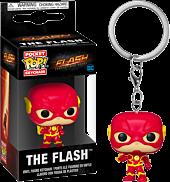 The Flash (2014) - The Flash with Lighting Pocket Pop! Vinyl Keychain