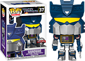 Transformers (1984) - Seige Soundwave Pop! Vinyl Figure