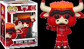 NBA Basketball - Benny the Bull Chicago Bulls Mascot Pop! Vinyl Figure
