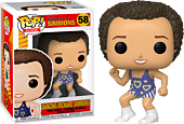 Richard Simmons - Richard Simmons Dancing Pop! Vinyl Figure