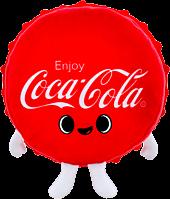 Coca-Cola - Coke Bottle Cap Pop! Plush