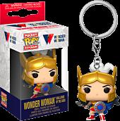 Wonder Woman - Wonder Woman Challenge of the Gods 80th Anniversary Pocket Pop! Vinyl Keychain