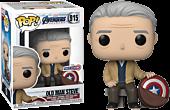 Avengers 4: Endgame - Old Man Steve Year of the Shield Pop! Vinyl Figure