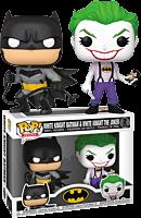 Batman: White Knight - Batman & The Joker Pop! Vinyl Figure 2-Pack
