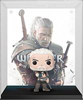 The Witcher 3: Wild Hunt - Geralt Pop! Games Cover Vinyl Figure