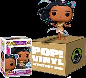 Disney Princess - Pocahontas with Leaves (includes Pocahontas & 2 Mystery Exclusive Pop! Vinyl Figures)