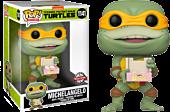 "Teenage Mutant Ninja Turtles II: The Secret of the Ooze - Michelangelo 10"" Pop! Vinyl Figure"