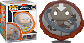 "Avatar: The Last Airbender - Aang in Avatar State Glow in the Dark 6"" Super Sized Pop! Vinyl Figure"