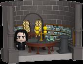 Harry Potter - Professor Snape with Potions Class Diorama Mini Moments Vinyl Figure