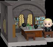 Harry Potter - Draco Malfoy Diorama Mini Moments Vinyl Figure